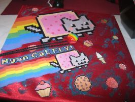My Deced out Grad Cap by ilavchalupa