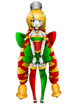 Chrissy the Bell by Lady-Penumbra