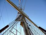 TSR - Dar Mlodziezy's mast by The-Black-Panther