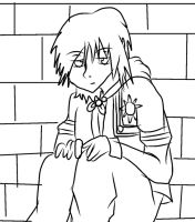 D. Gray man Oc Young Kyo by superjacqui