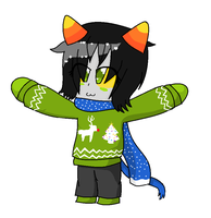 Nepeta-Winterstuck by ornella09