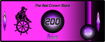 My Currency 200 Points by TheRedCrown