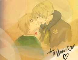 USUK by Monii--Chan