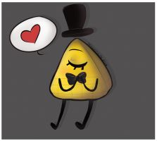 Bill Cipher by Drawing-Heart