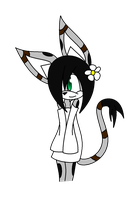 Lily the Snow Leopard :colored: by laurenbaker0508