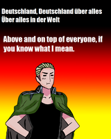 Sassy Germany Meme by Miyamiyafox