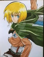 Armin by Lauren-the-Lyon