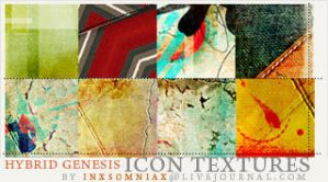 HG ICON TEXTURES_20 by In5omn1ac