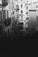 The streets of Lisbon by zoejanssen