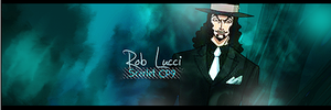 Rob lucci signature by Gen3siss