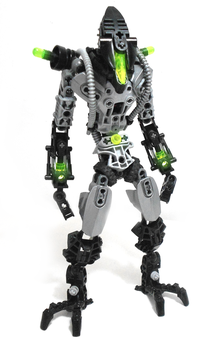 Moc. Shork the Electroblast (2015) by Darkraimaster99