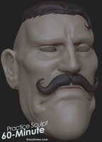 Dudley - 60-Minute Practice Sculpt by GaryStorkamp