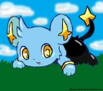 Shinx by PikaMewHatred