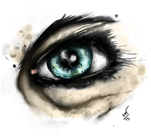 Study - Eye by shadowind98