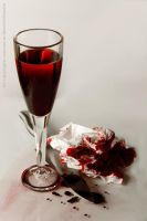 Bloody Drink by al-roo74photos