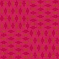 Pink Argyle Chess by amdillon