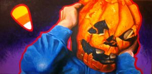 Eight More Days Till Halloween by ChadFullerton