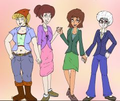 Any Kind: Foursome Epilogue by magusVroth
