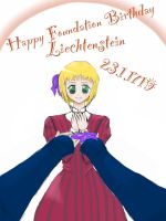 APH-Liechtenstein Happy (foundation) Birthday 23.1 by xXJustForFunXx