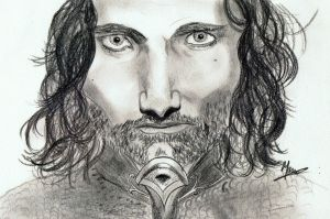 Aragorn by HazelNutsandCream