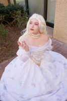 White Queen by GmrGirlX