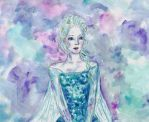 Snow Queen by like-a-poison