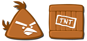 The angry gingerbreads by RiverKpocc