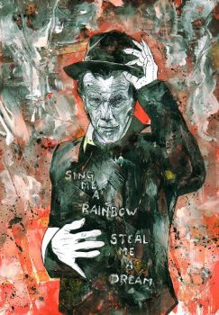 Tom Waits by Max-Rugers