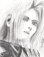 Sephiroth Take 2 by brynhildr13