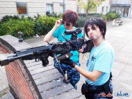RvB - Sniper Rifle by KellyJane