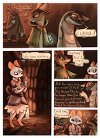 Crossed Claws ch5 intermission p6 by geckoZen