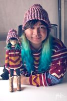 Matching Hats! by Ylden