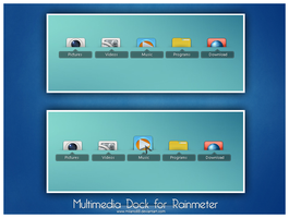 Multimedia Dock by milano88