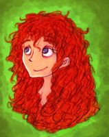 Merida by Nyajinsky