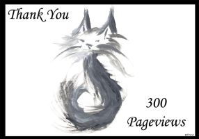 300 Pageviews by kzinrret