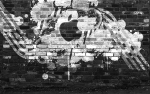 Apple tagg BW by FT69