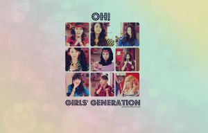 Girls Generation Oh! by ayesi