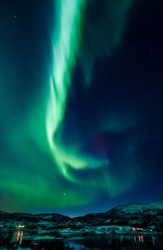 The Northernlights of Norway 3 by torivarn