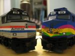 Amtrak Phase three and the Florida Fun Train by TrinityctStudios