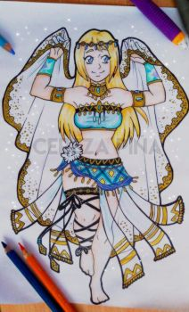 Ale - LoveLive by CerezaPina