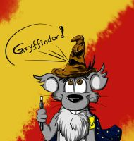 Gryffindor by RatteMacchiato