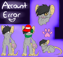 AccountError Reference by x-ErrorCookies-x