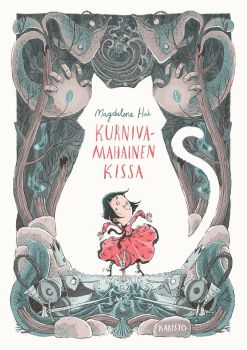 Kurnivamahainen kissa - Children's Book by TeemuJuhani