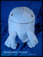 Quagsire plush by Siplick