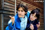 Varrick and Zhu Li, Legend of Korra Cosplay by KawaiiHD