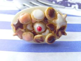 Cookie Platter Ring by tyney123