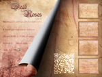 Dead Roses ~ side B by MortuusDiabolus