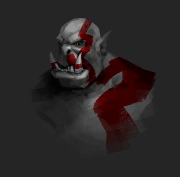 Orctober #1 by UMTA