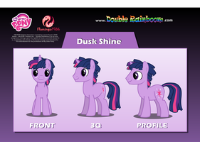 Dusk Shine Puppet Rig by dashofrainbow235
