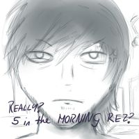 Crash and Rez - Not a Morning Person by Revolution72